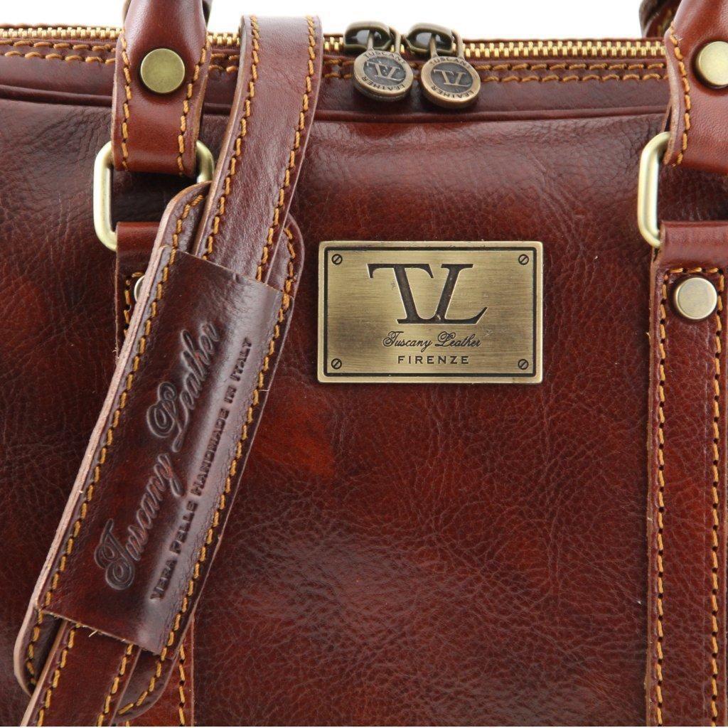 ca54abe5ac02 Итальянские сумки марки Tuscany Leather в Bag Republic. Кожаные сумки  Tuscany Leather