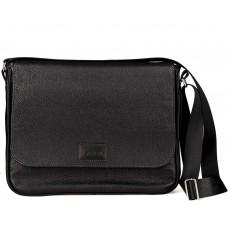 Frenzo 0508 Black сумка-мессенджер под ноутбук