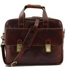Reggio Emilia Brown с креплением на чемодан