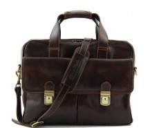 Reggio Emilia Dark Brown с креплением на чемодан