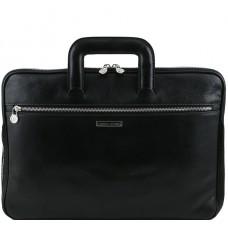 Папка-портфель Caserta Black