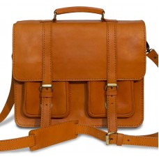 Винтажный портфель, созданный по эскизам со II мировой войны