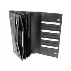 Дорожный кошелек Polo 1179 Black