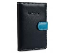 Чехол для паспорта RB75 Blue